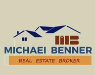 Michael Benner, Real Estate Broker Logo - Entry #118