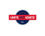 Unite not Ignite Logo - Entry #207