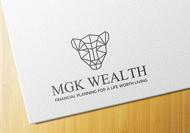 MGK Wealth Logo - Entry #444