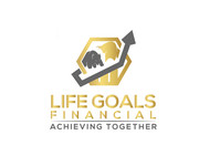 Life Goals Financial Logo - Entry #258