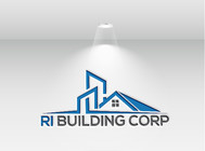 RI Building Corp Logo - Entry #341