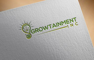 Growtainment, Inc Logo - Entry #124