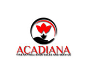 Acadiana Fire Extinguisher Sales and Service Logo - Entry #53