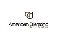 American Diamond Cattle Ranchers Logo - Entry #1