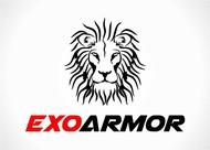 EXO Armor  Logo - Entry #135