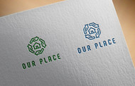 OUR PLACE Logo - Entry #134