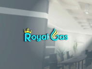Royal Gas Logo - Entry #131