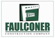 Faulconer or Faulconer Construction Logo - Entry #306