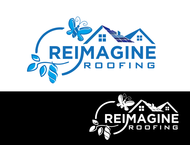 Reimagine Roofing Logo - Entry #291