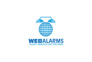 Logo for WebAlarms - Alert services on the web - Entry #147