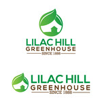 Lilac Hill Greenhouse Logo - Entry #55