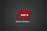 Rams Duty Free + Smoke & Booze Logo - Entry #263