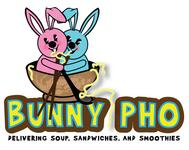 Bunny Pho Logo - Entry #40