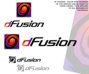 dFusion Logo - Entry #117