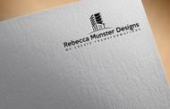 Rebecca Munster Designs (RMD) Logo - Entry #216