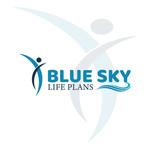 Blue Sky Life Plans Logo - Entry #19