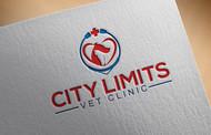 City Limits Vet Clinic Logo - Entry #189