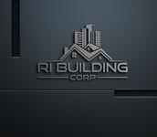 RI Building Corp Logo - Entry #12