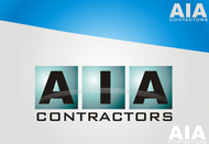 AIA CONTRACTORS Logo - Entry #119