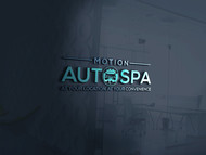 Motion AutoSpa Logo - Entry #204