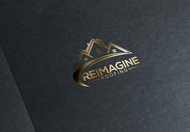 Reimagine Roofing Logo - Entry #287