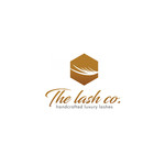 the lash co. Logo - Entry #119