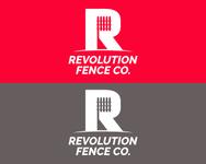 Revolution Fence Co. Logo - Entry #241