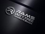 Rams Duty Free + Smoke & Booze Logo - Entry #253