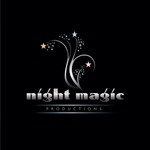 Night Magic Productions Logo - Entry #19