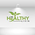 Healthy Livin Logo - Entry #482