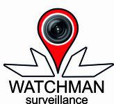 Watchman Surveillance Logo - Entry #306