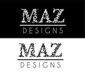 Maz Designs Logo - Entry #301