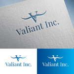 Valiant Inc. Logo - Entry #296