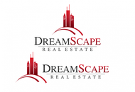 DreamScape Real Estate Logo - Entry #109