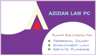 Azizian Law, P.C. Logo - Entry #21