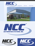 NCC Automated Systems, Inc.  Logo - Entry #230