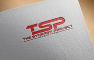 """The Synergy Project"" and place the word ""season three"" underneath in smaller front either as "" season 3"" or ""season three"" Logo - Entry #129"