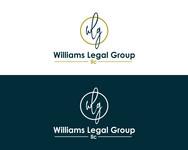 williams legal group, llc Logo - Entry #176