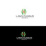 Lawn Fungus Medic Logo - Entry #208
