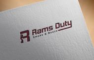 Rams Duty Free + Smoke & Booze Logo - Entry #78