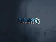 Schmidt IT Solutions Logo - Entry #137