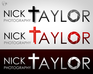 Nick Taylor Photography Logo - Entry #142