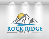 Rock Ridge Wealth Logo - Entry #172