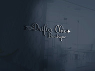 Drifter Chic Boutique Logo - Entry #198