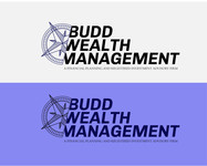 Budd Wealth Management Logo - Entry #387