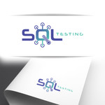 SQL Testing Logo - Entry #218