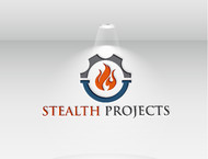Stealth Projects Logo - Entry #279