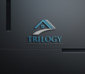 TRILOGY HOMES Logo - Entry #42