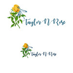 Taylor N Rose Logo - Entry #19