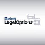 Better Legal Options, LLC Logo - Entry #13
